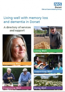 Dementia Directory Front Cover